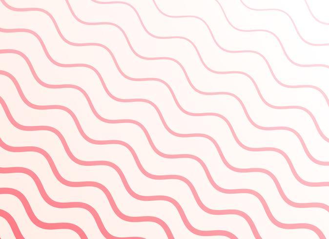 slät rosa vågigt mönster bakgrund
