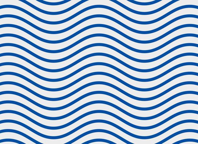 fond de vague sinusoïdale bleue