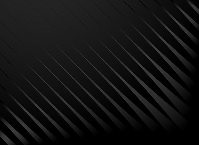 schwarzer Hintergrund mit diagonalen Linien