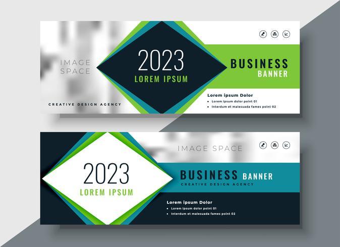 diseño de banner corporativo para su negocio