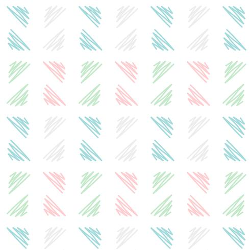 fondo del modello triangolo disegnato a mano morbida in stile schizzo