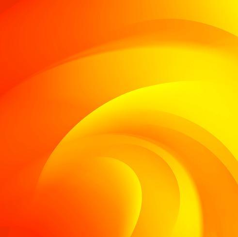 Fundo abstrato criativo brilhante onda colorida vetor