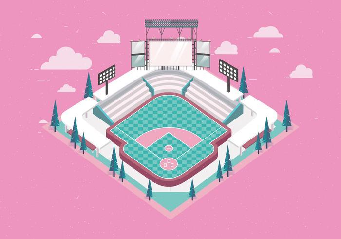 3D Baseballpark