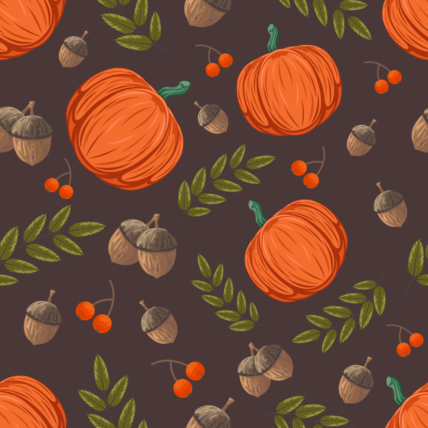 Fall Pattern - Download Free Vectors, Clipart Graphics ...