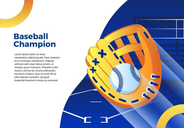 baseball handske gränssnitt