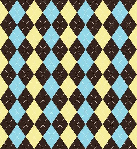 Argyle patroon achtergrond