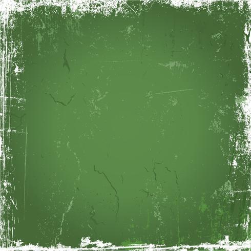 Fundo verde grunge