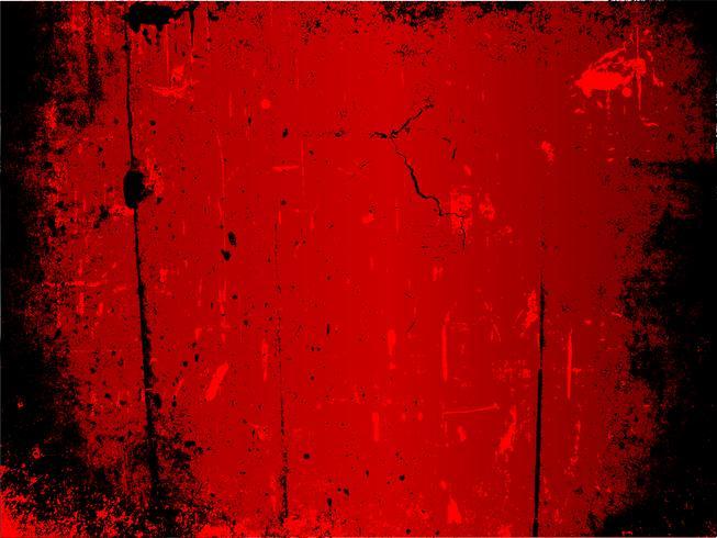 Rode grungeachtergrond