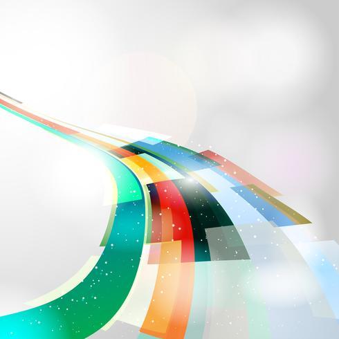 Abstrakte Farben