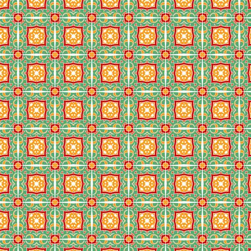 Colourful pattern background vector