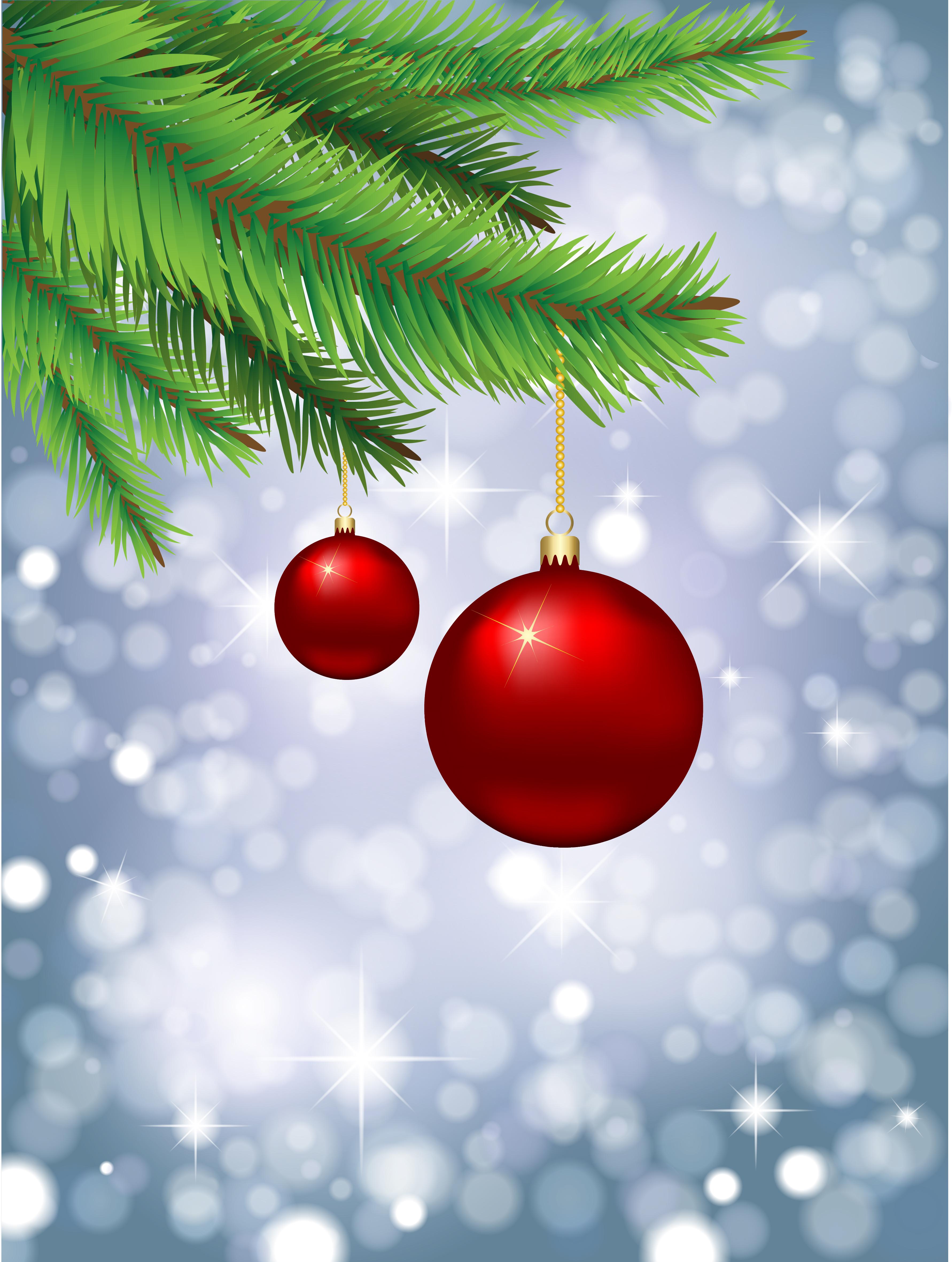 Christmas Baubles Download Free Vectors Clipart