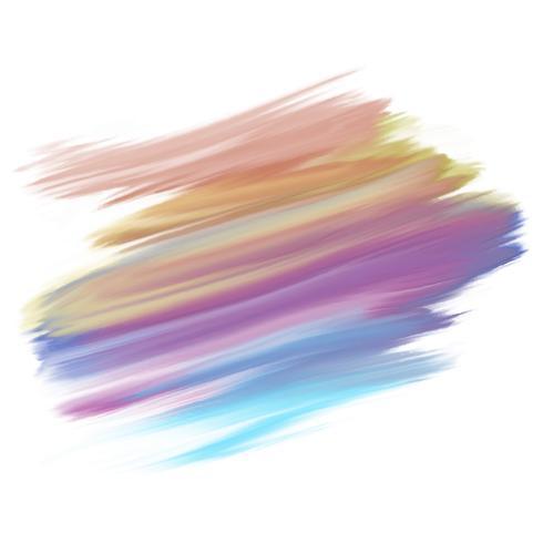 Zusammenfassung gemalten Hintergrund