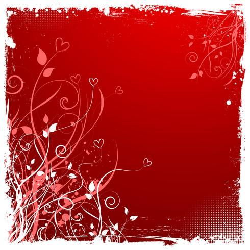 Valentines grunge background