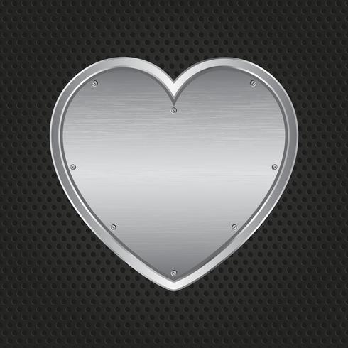 Corazón de metal