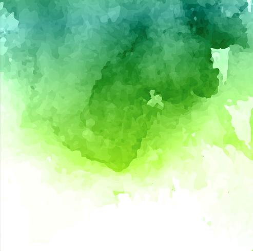 Fundo colorido abstrato aquarela vetor