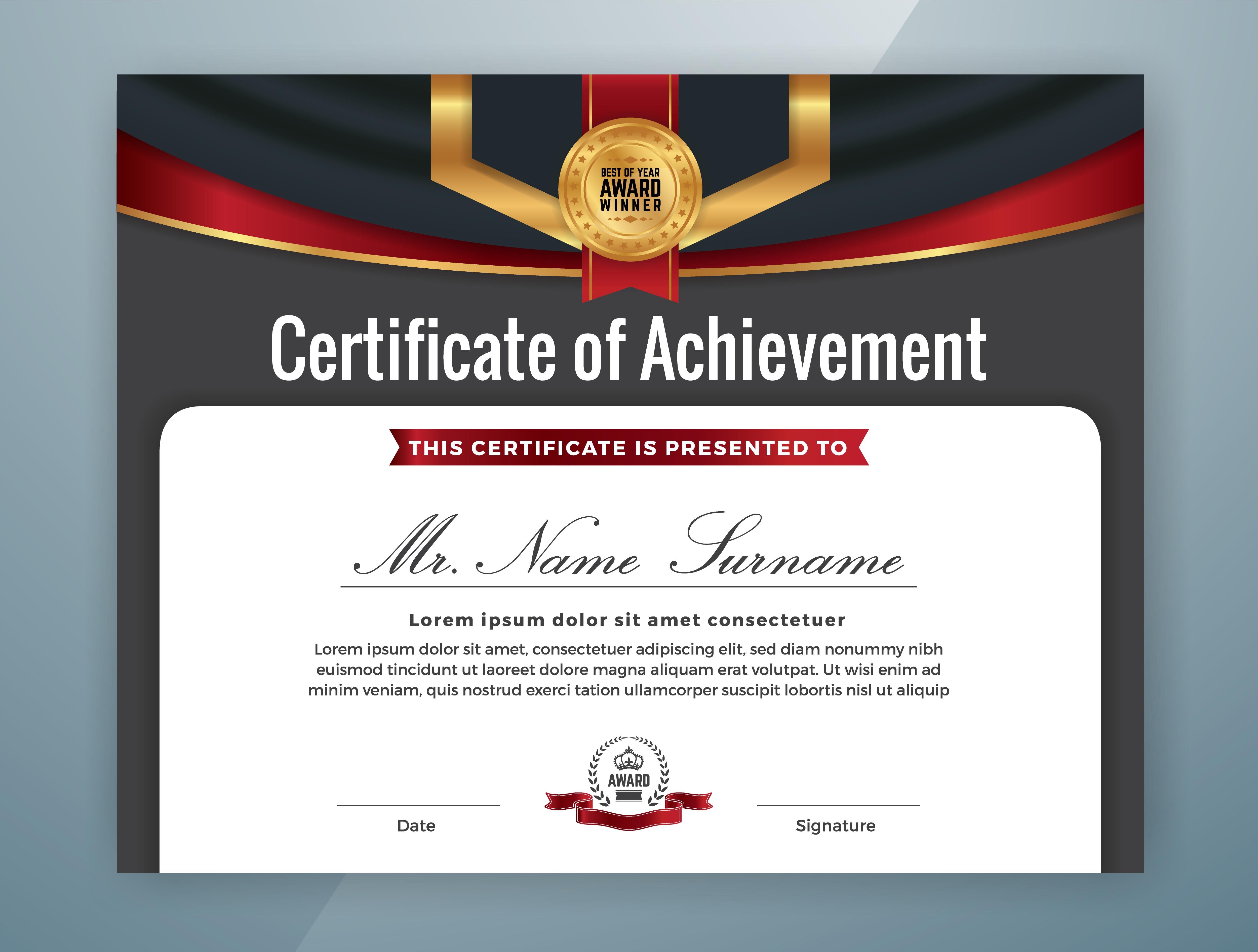 Certificate Seal Free Vector Art - (2029 Free Downloads)