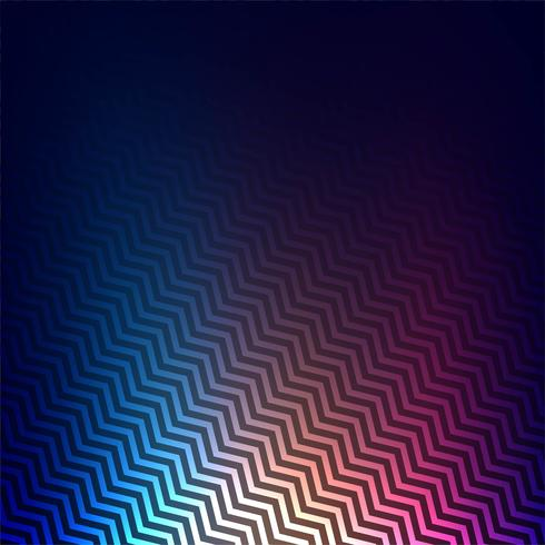 Abstract creative colorful geometric lines background