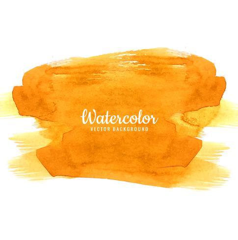 Modern watercolor stroke design background