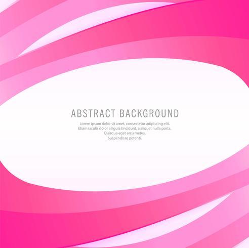 Abstrakt rosa affärer stilig vågig bakgrund