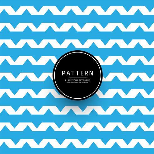 Sfondo moderno motivo geometrico blu