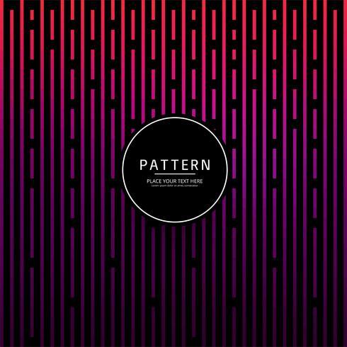 Fondo de patrón decorativo colorido geométrico