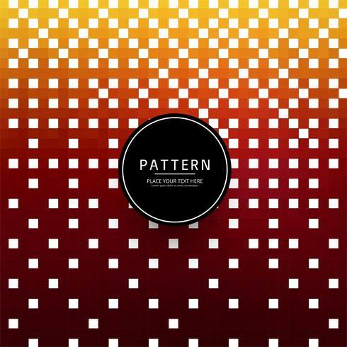Abstrakt färgrik dekorativ geometrisk mönster bakgrund