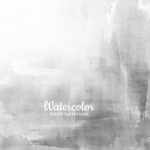 Abstract gray watercolor texture background