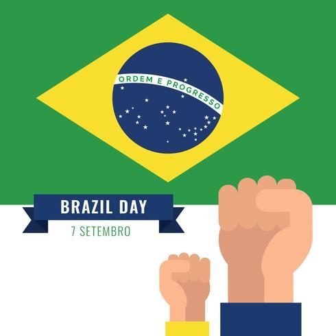 Celebrating Brazil Independence Day