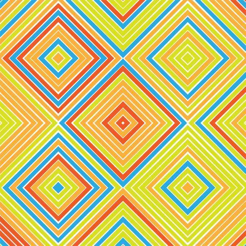 Modern colorful geometric pattern background