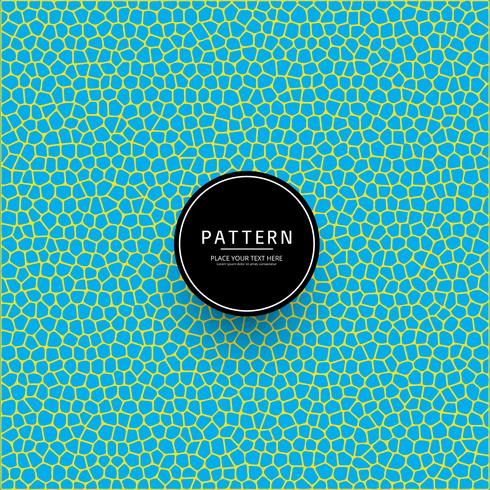Abstract creative pattern background illustration