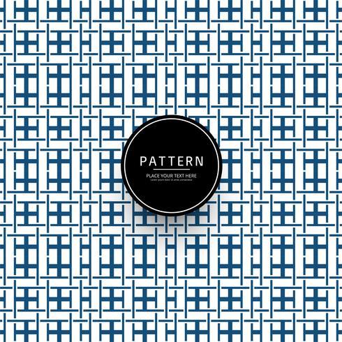 Design de plano de fundo padrão geométrico moderno
