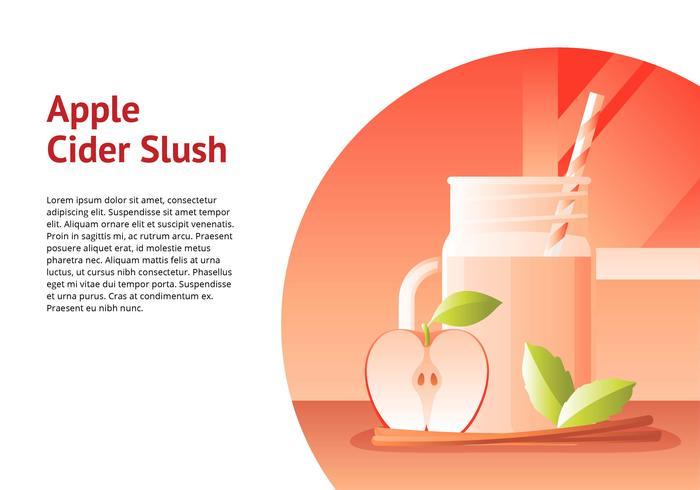 Bevanda al sidro di mele