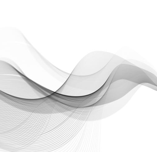 Abstract gray business wave background