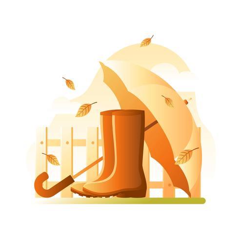 Temporada de botas de otoño