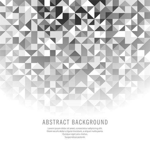 Abstract shiny geometric background vector