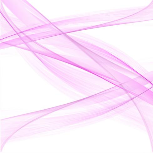 Abstract business pink wavy background vector