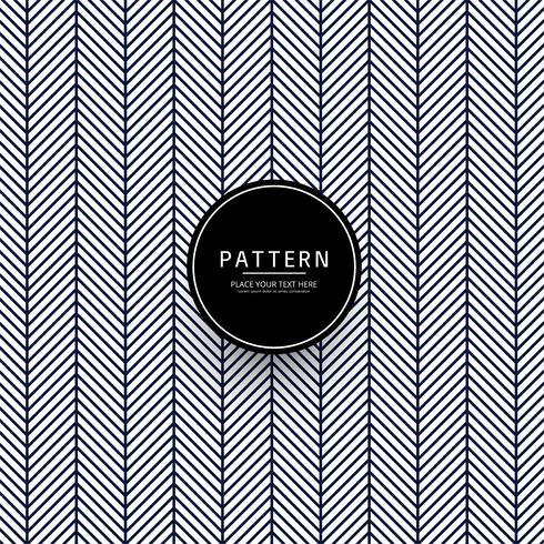 Vector de diseño de patrón geométrico moderno