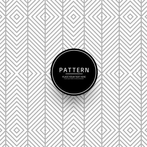 Fond élégant beau motif géométrique