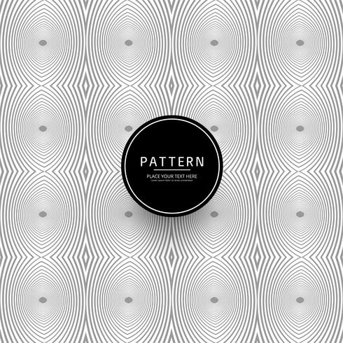 Elegant creative geometric pattern background