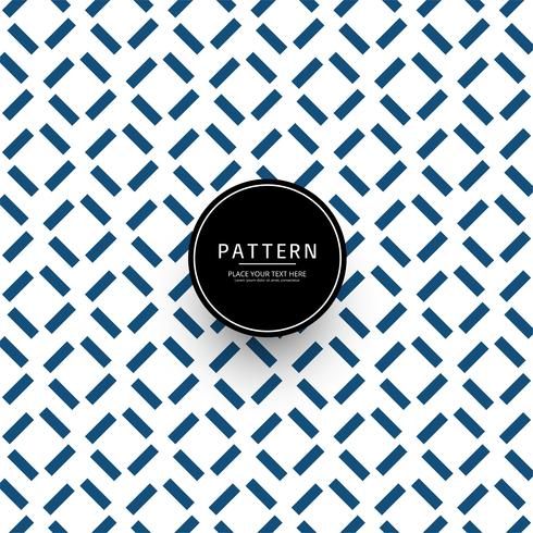 Abstract creative geometric pattern design