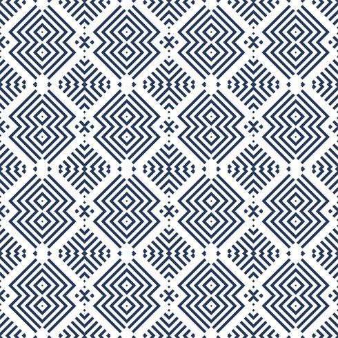 Vecteur de fond motif géométrique moderne