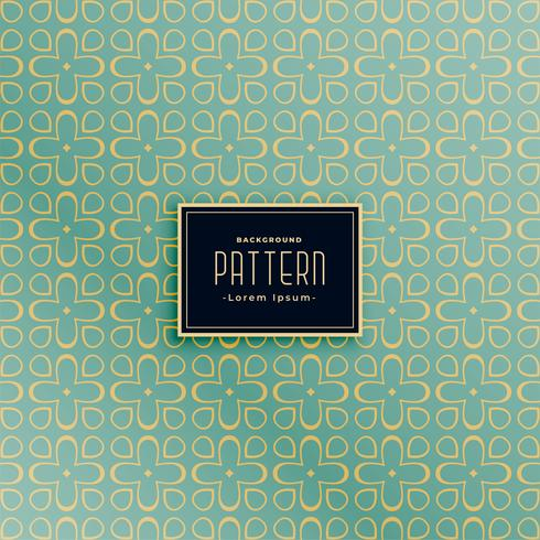 diseño de fondo de patrón abstracto vintage