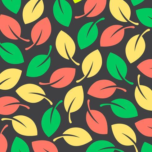 Blatt-Muster