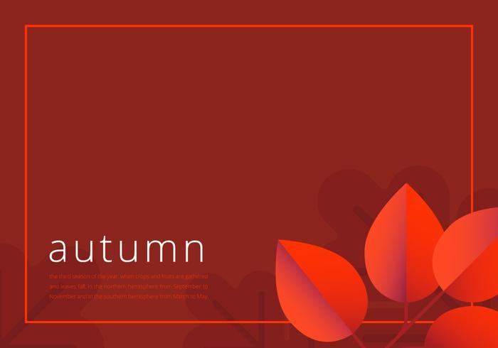 Herbst Festival bunte Grenze Vorlage