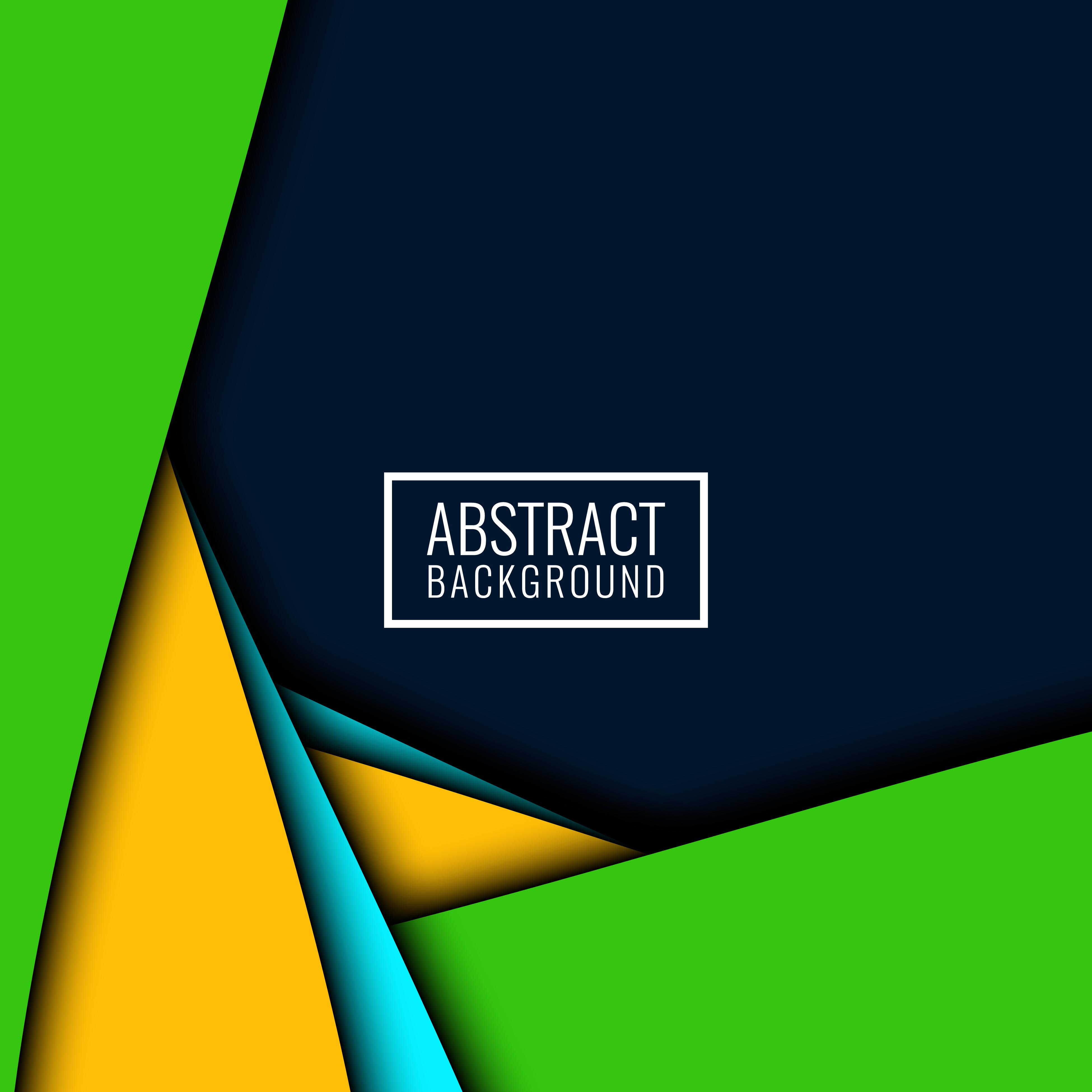 Abstrakter bunter papercut moderner Hintergrund - Kostenlose Vektor ...