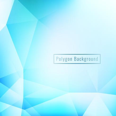 Fondo moderno abstracto colorido polígono geométrico