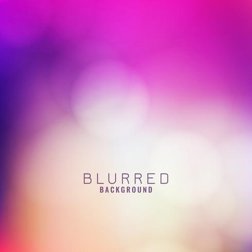 Abstract elegant colorful blurred background