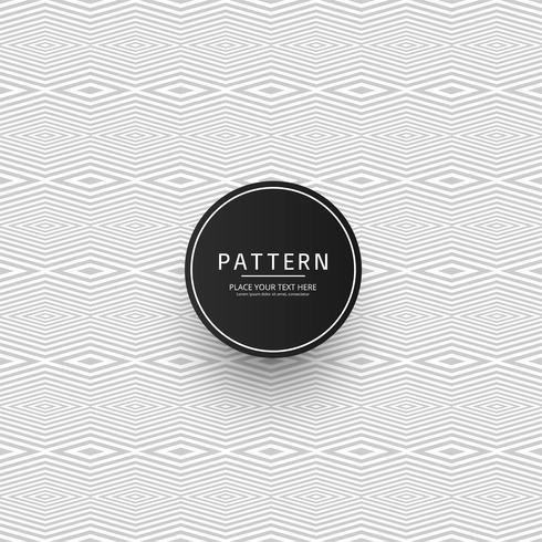 Illustration de fond moderne motif géométrique