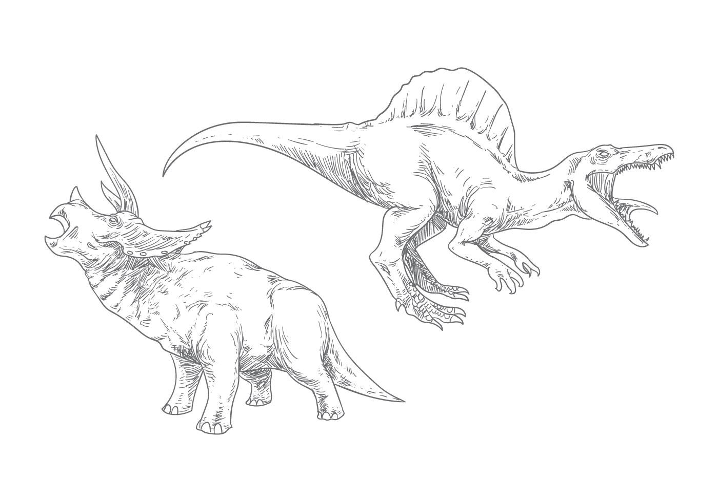 恐龍手繪 免費下載   天天瘋後製