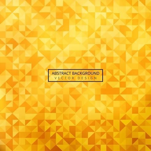 Beautiful triangle geometric background vector
